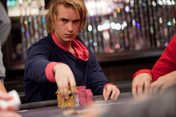 ISILDUR1 FINALLY OUTED?  VIKTOR BLOM IN FULL BLOOM AT WSOP EUROPE CHAMPIONSHIP
