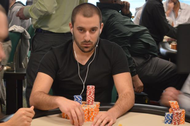 Article image for: VINCENT MAGLIO LEADS PBKC MAIN EVENT FINAL TABLE