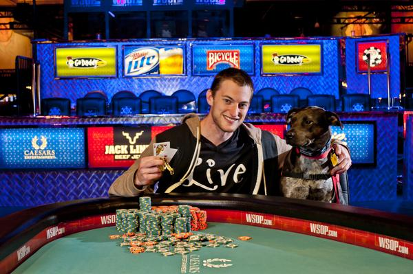 Article image for: HE'S NO UNDERDOG: JOEY WEISSMAN WINS FIRST GOLD BRACELET