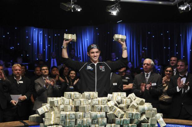 Article image for: 2009: THE YEAR THE WORLD SERIES OF POKER TURNED 40