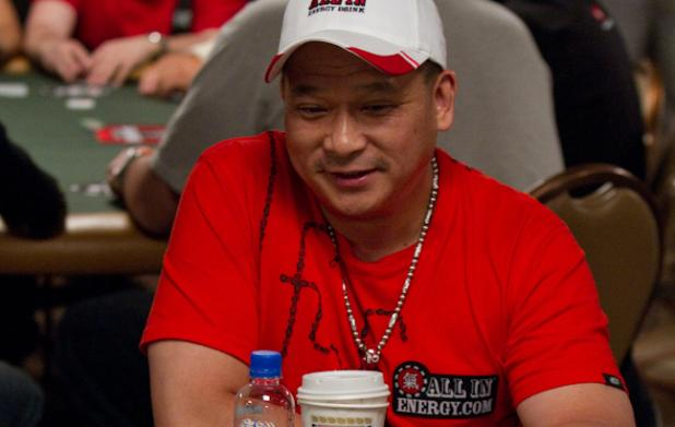Article image for: DAY 1C IN THE BOOKS, JOHNNY CHAN FINISHES 2nd IN CHIPS