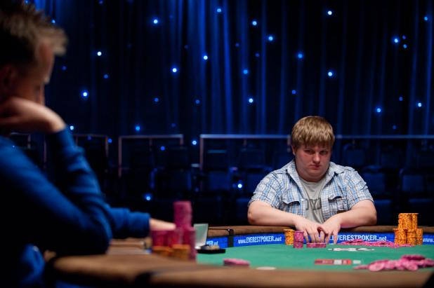 Article image for: HUNGARY'S PETER GELENCSER CAPTURES COUNTRY'S SECOND-EVER WSOP BRACELET