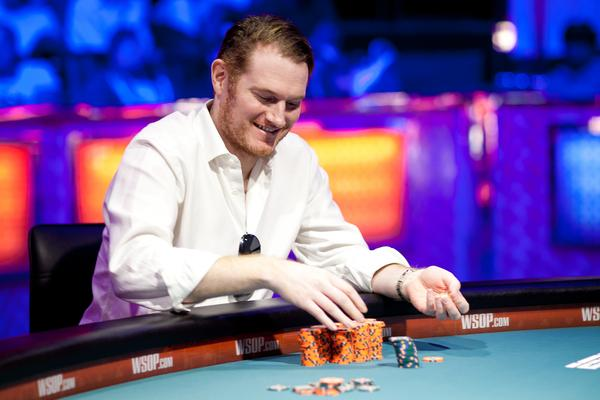 Article image for: FRANKENBERGER DENIES IVEY, NABS SECOND BRACELET