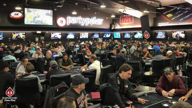 PLAYGROUND POKER BREAKS RECORD FOR LARGEST CIRCUIT MAIN EVENT EVER
