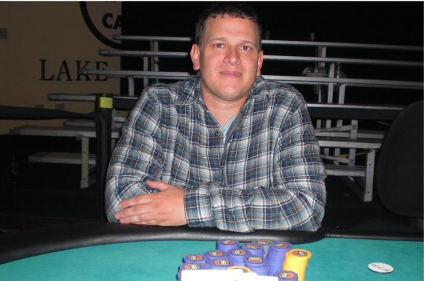 Article image for: BAIL BONDSMAN TROY THOMPSON HAS CONVINCING WIN IN EVENT #3, PLO