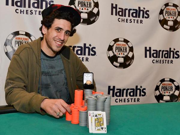 Article image for: JONAS WEXLER TAKES DOWN EVENT #5 AT HARRAH'S CHESTER