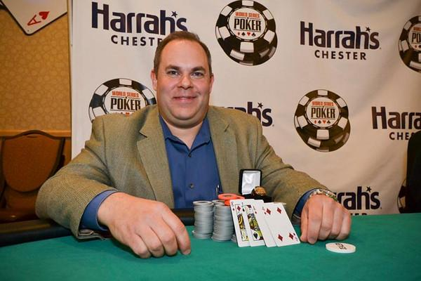 Article image for: KEN FISCHER WINS H.O.S.E. EVENT AT HARRAH'S CHESTER
