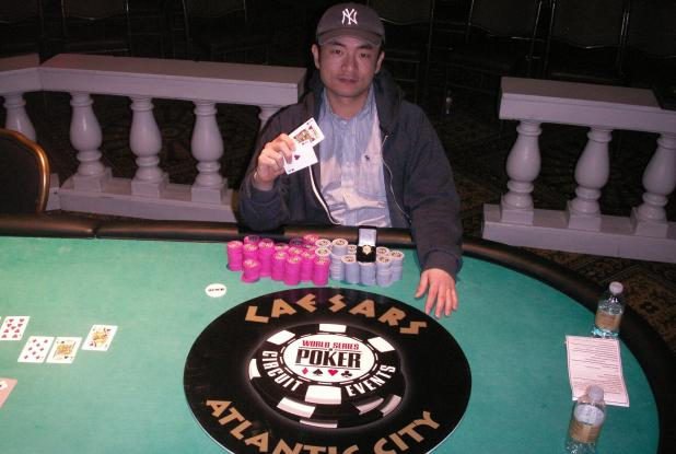 Article image for: Yat (Tony) Cheng Wins First Event at Caesars Atlantic City