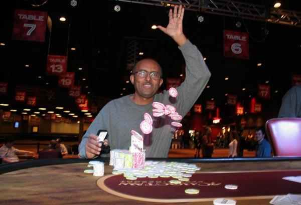 Article image for: ABRAHAM ARAYA WINS WSOP CIRCUIT MAIN EVENT AT CHOCTAW