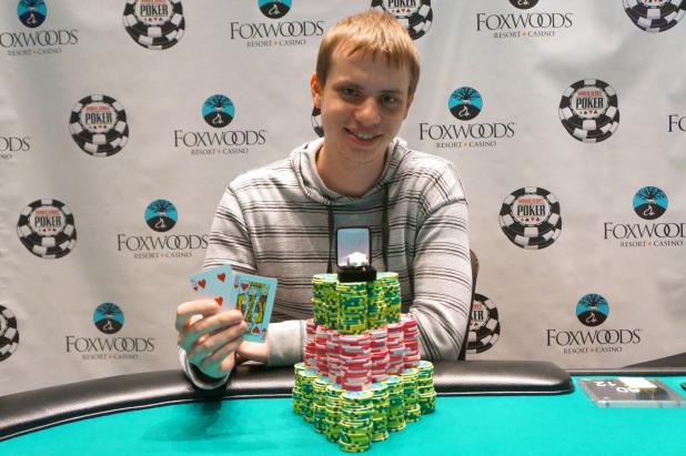 Article image for: JASON STRASSER WINS NATIONAL CHAMPIONSHIP AND $186K IN FOXWOODS