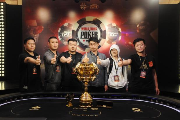 WSOP CHINA: MEET THE FINAL SIX