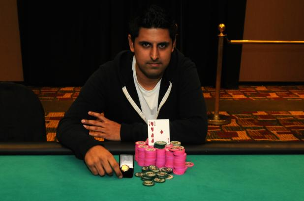 Article image for: Mukul Pahuja wins event #15 of Harrah's Resort AC Circuit Event