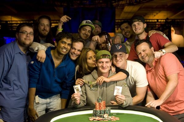 Article image for: JARED HAMBY GOES FROM SHORT STACK TO GOLD BRACELET CHAMPION