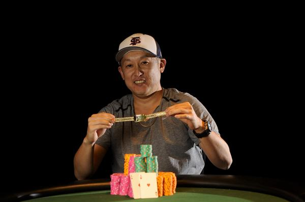 BRANDON WONG PROVES TO BE A JACK OF ALL TRADES IN 10-GAME MIX