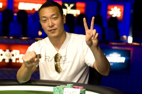 Article image for: STEVE SUNG WINS SECOND GOLD BRACELET PLUS $1.2 MILLION