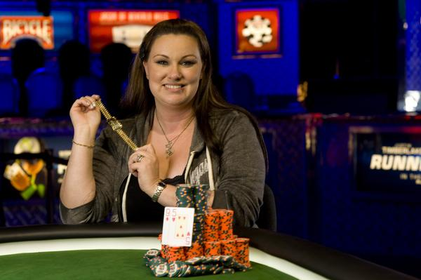 DANA CASTANEDA WINS ONE FOR THE LADIES IN $1K NO-LIMIT HOLD