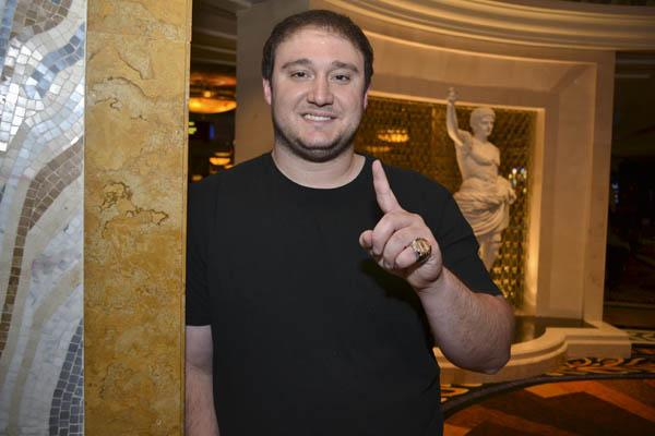 David Key Wins Omaha High-Low Championship (Event #8)
