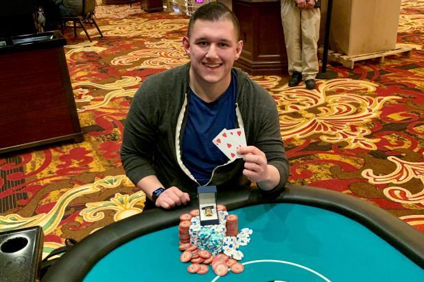 Article image for: ZACHARY MULLENNIX WINS MAIN EVENT AT AMERISTAR ST. CHARLES