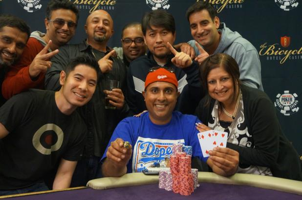NIKHIL GERA WINS BIKE MAIN EVENT