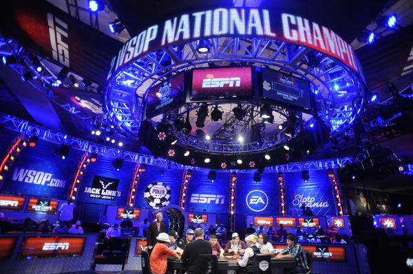 Article image for: WSOP NATIONAL CHAMPIONSHIP PREMIERES TONIGHT ON ESPN