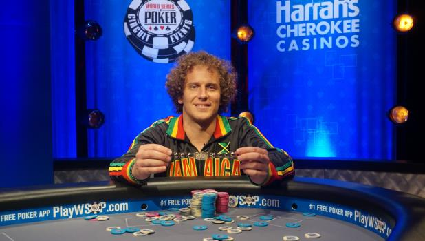 Article image for: WARREN SHEAVES WINS HIS FIRST BRACELET IN THE GLOBAL CASINO CHAMPIONSHIP