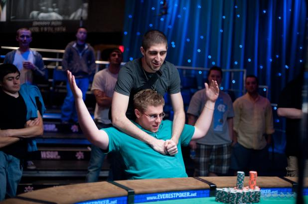 WILL POWER: HAYDON WINS WSOP EVENT 26 AND $630, 031