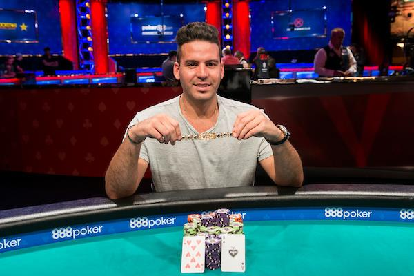 GAL YIFRACH WINS $3,000 NO-LIMIT HOLD