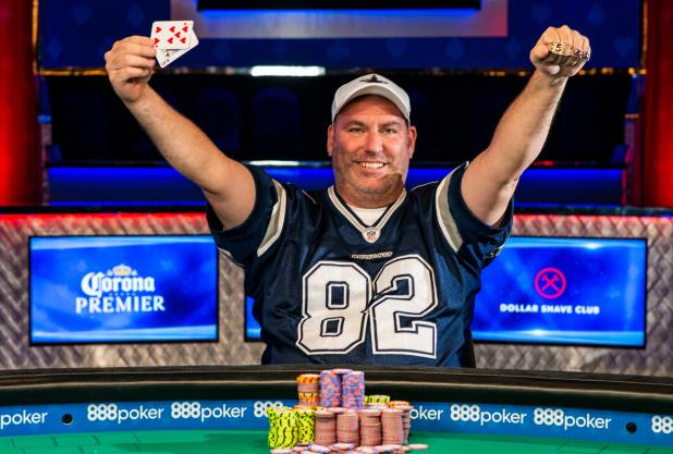 Article image for: JOHN GORSUCH WINS MILLIONAIRE MAKER FOR $1,344,930 AND FIRST WSOP GOLD BRACELET
