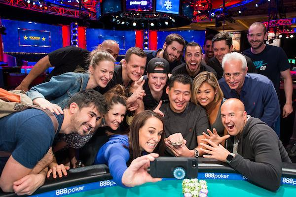 Article image for: ROBERT PEACOCK WINS $1,000 NO-LIMIT HOLD'EM DOUBLE STACK