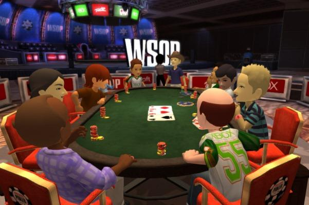 WORLD SERIES OF POKER FULL HOUSE PRO LAUNCHES FOR XBOX