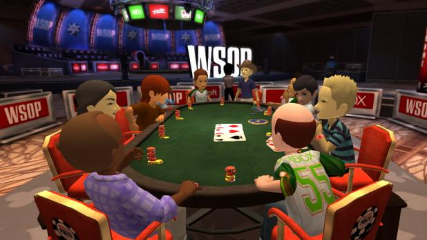WORLD SERIES OF POKER: FULL HOUSE PRO IS COMING TO XBOX & WINDOWS 8!