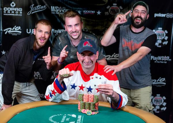 Article image for: YASER AL-KALIDDAR TRIUMPHS IN $3,000 LIMIT HOLD'EM SIX-MAX