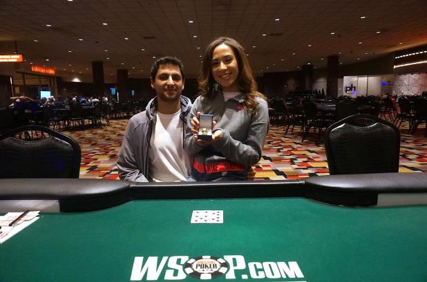 Article image for: BEN ZAMANI WINS MAIN EVENT AT PLANET HOLLYWOOD