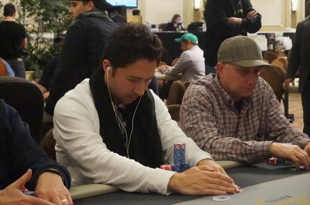 Article image for: MICHAEL ZELMAN LEADS FINAL DAY OF THE BICYCLE MAIN EVENT