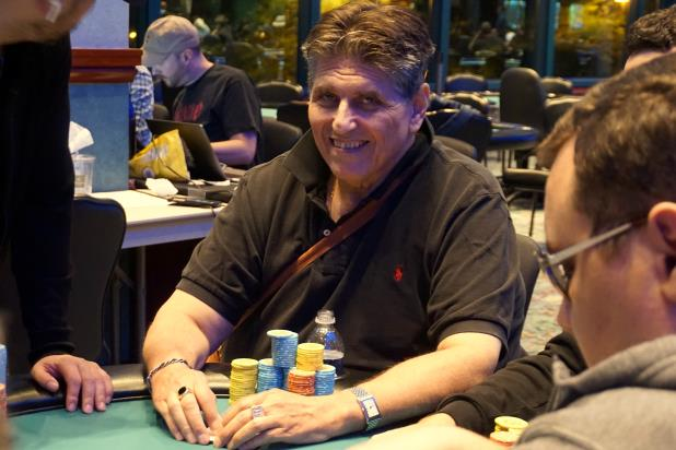GORDON WILCOX LEADS FINAL EIGHT PLAYERS IN FOXWOODS MAIN EVENT