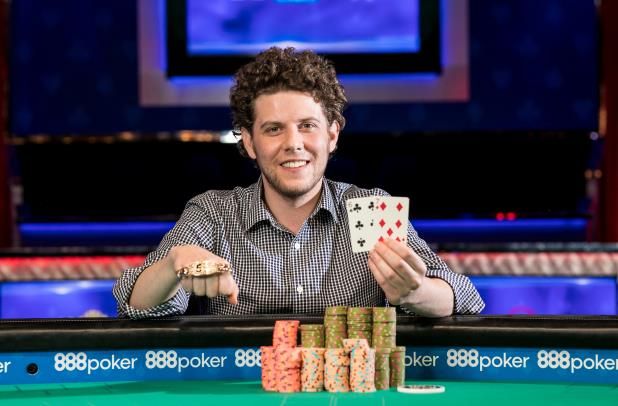 Article image for: ARI ENGEL WINS $2,500 NO-LIMIT HOLDEM AND FIRST WSOP GOLD BRACELET