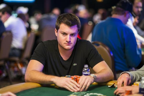 Article image for: ANDREW LIPORACE LEADS, IVEY AND SEED SURVIVE A BUSY MAIN EVENT DAY 3