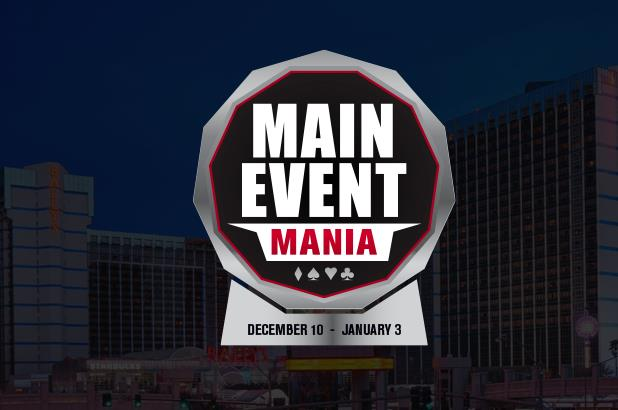 Article image for: BALLYS LAS VEGAS HOSTS MAIN EVENT MANIA LIVE TOURNAMENT SERIES FROM DEC 10 TO JAN 3, 2021