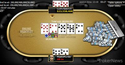 Article image for: YONG KEUN 'LuckySpewy' KWON WINS $400 ONLINE BRACELET