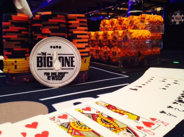 10 THINGS TO KNOW AS DAY 1 OF BIG ONE FOR ONE DROP WINDS DOWN