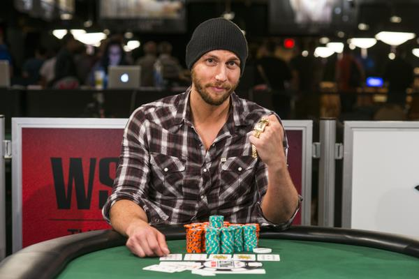 BRANDON SHACK-HARRIS TOPS RECORD PLO EVENT