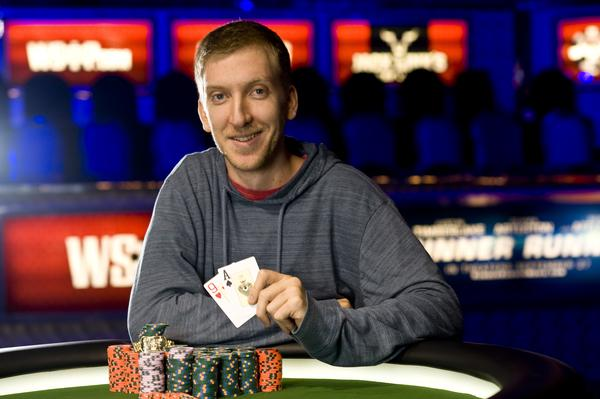 Article image for: BRETT SHAFFER WINS FIRST BRACELET AND $660K PAYDAY