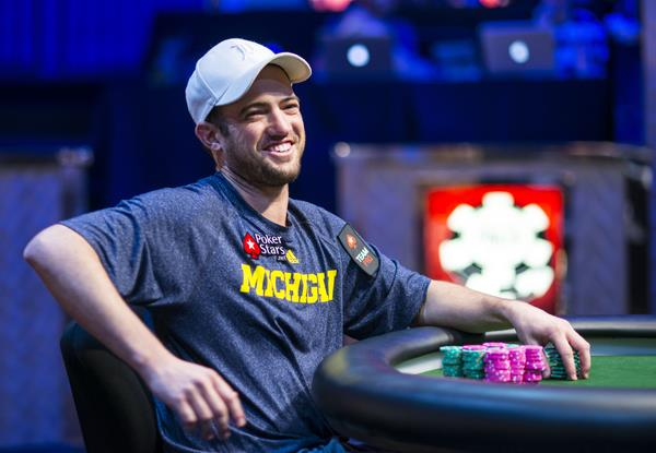 JOE CADA BREAKS THE MAIN EVENT CHAMP DRY SPELL WITH SECOND BRACELET