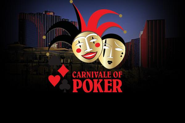 CARNIVALE OF POKER SET TO RETURN TO RIO LAS VEGAS