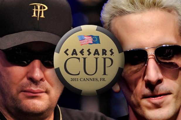 Article image for: ElkY & HELLMUTH FINALIZE CAESARS CUP TEAMS FOR WSOP EUROPE
