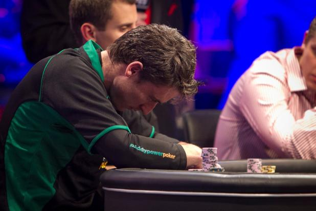 Article image for: EOGHAN O'DEA ELIMINATED IN SIXTH PLACE