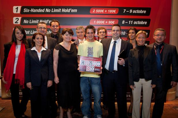 Article image for: A HISTORIC NIGHT AT 2011 WSOP EUROPE OPENER IN CANNES