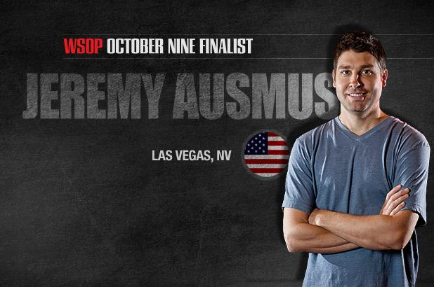 GETTING TO KNOW THE OCTOBER NINE: JEREMY AUSMUS