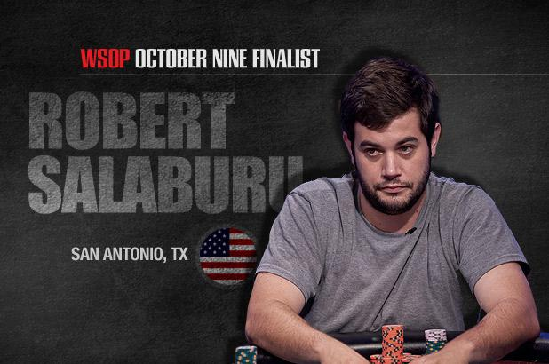 GETTING TO KNOW THE OCTOBER NINE: ROBERT SALABURU
