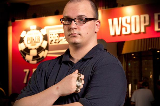 Article image for: STEVIE WONDER: BILLIRAKIS CAPTURES SECOND WSOP GOLD BRACELET